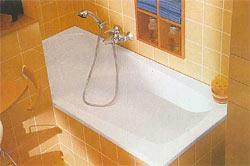 Где и как установить смеситель в ванной?